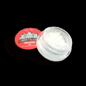 99+% Pure CBDelicious Formulation Powder From Hemp